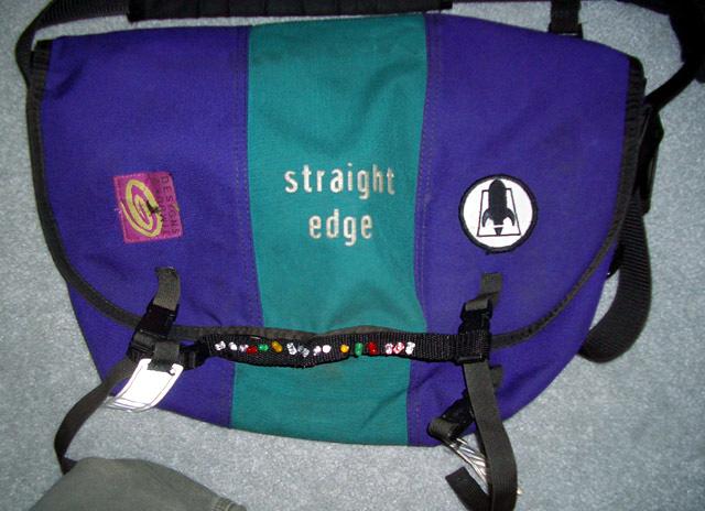 Courier Bag LED Light
