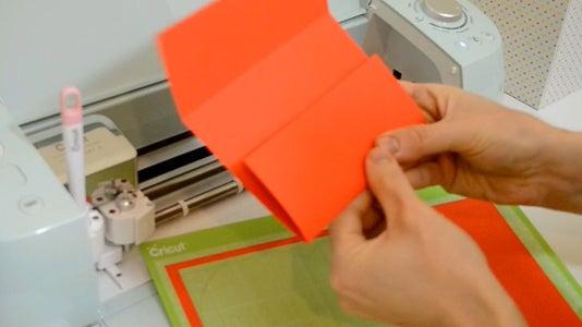 Making the Envelopes Using the Cricut Explore 2 - ( Optional )