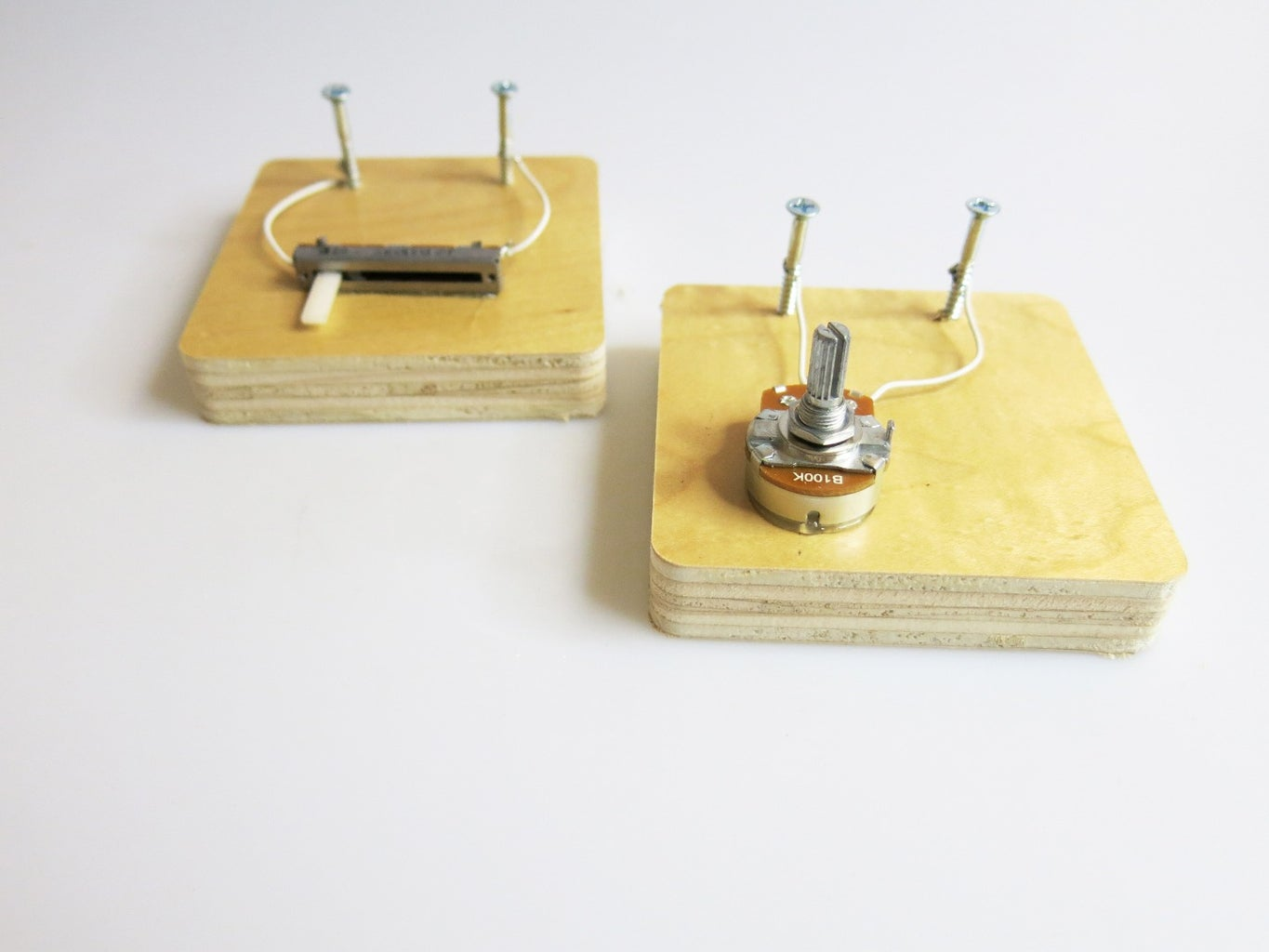 Potentiometers / Dimmers