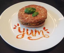 The PERFECT (in My Opinion) Crispy Quinoa Burger!