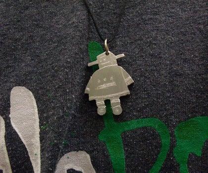 DIY Instructables Necklace