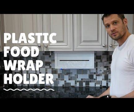 Plastic Food Wrap Dispenser