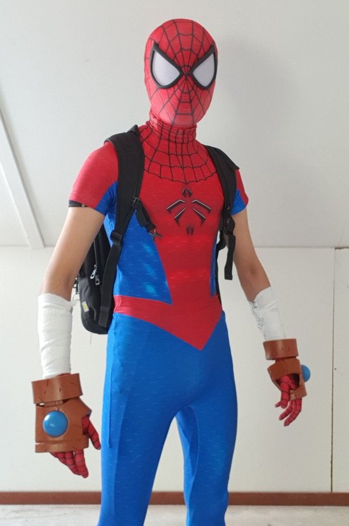 How to Make Mangaverse Spider-Man Gloves
