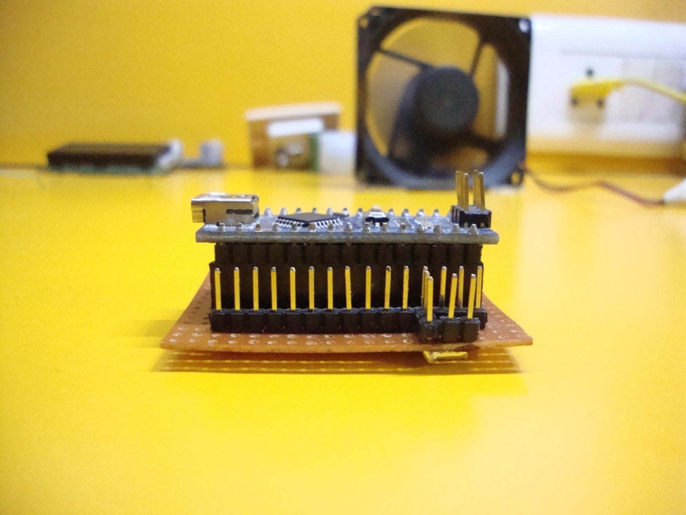 Making the Transmitter: Make a Shield for Arduino