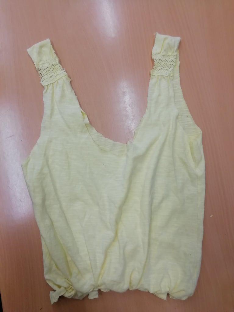 D.I.Y No Sew T-shirt Bag