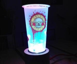 Guns N' Roses Lamp