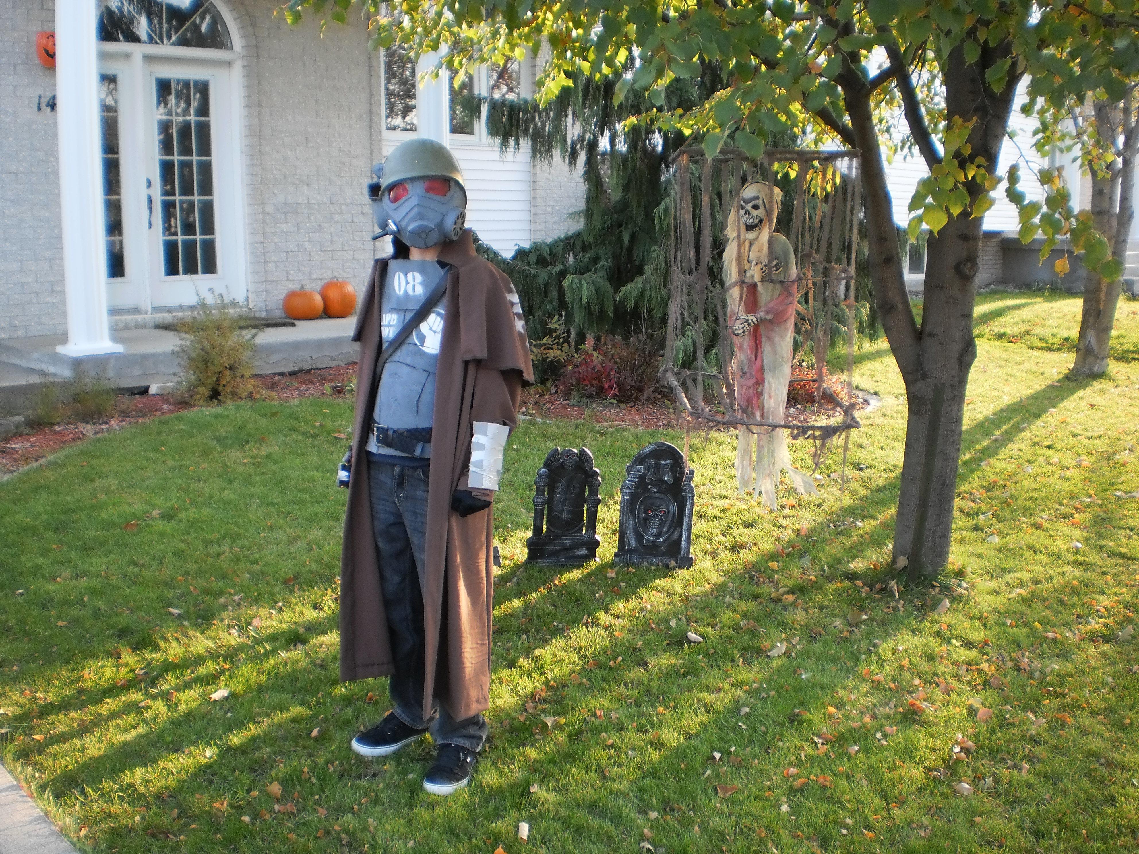 Fallout: New Vegas Ranger Armor Costume