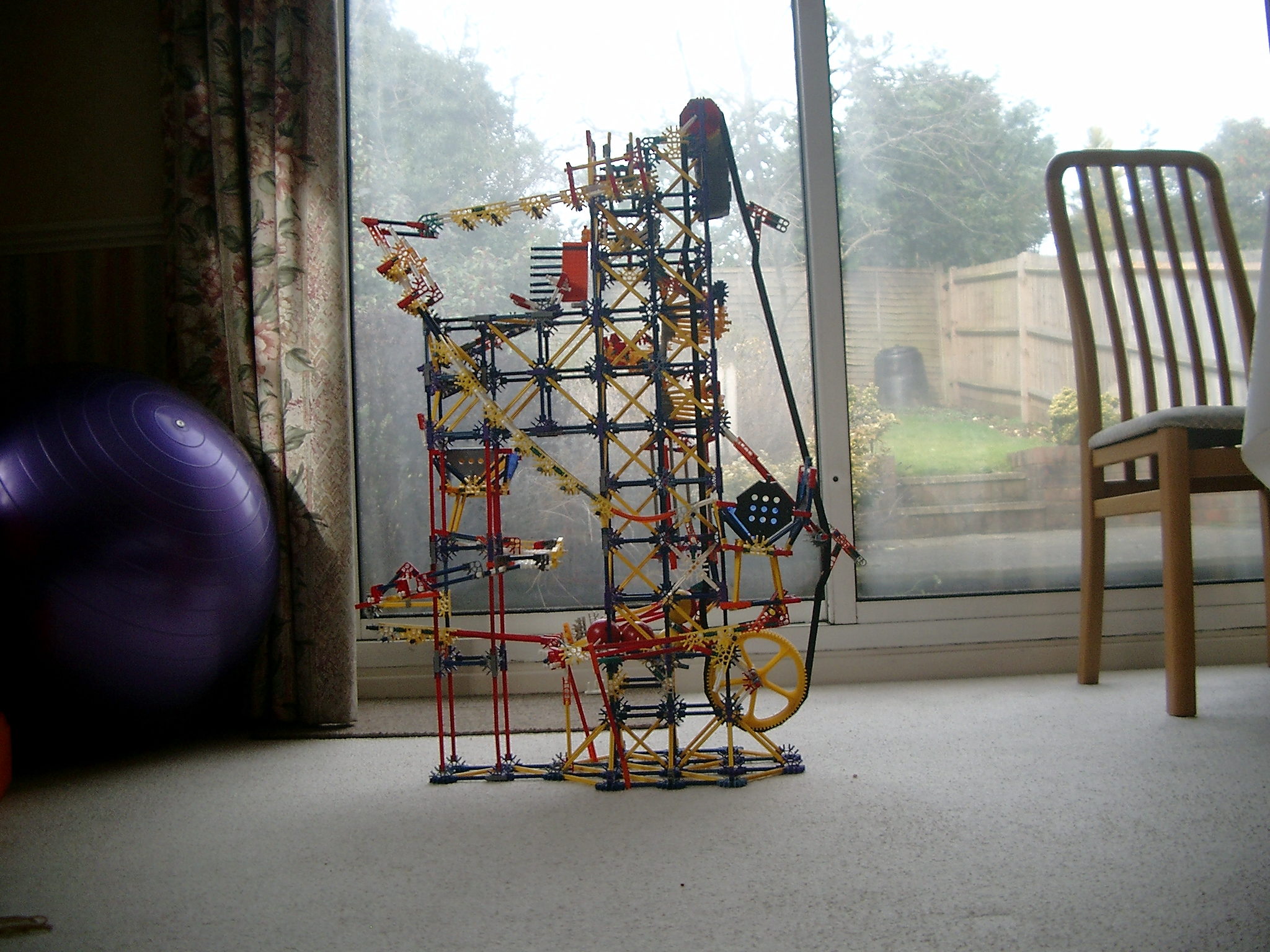 Project dos: The Jamalam's second ball machine!