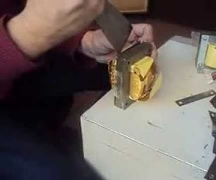 HOW TO RECYCLE TRANSFORMERS THE B METHOD