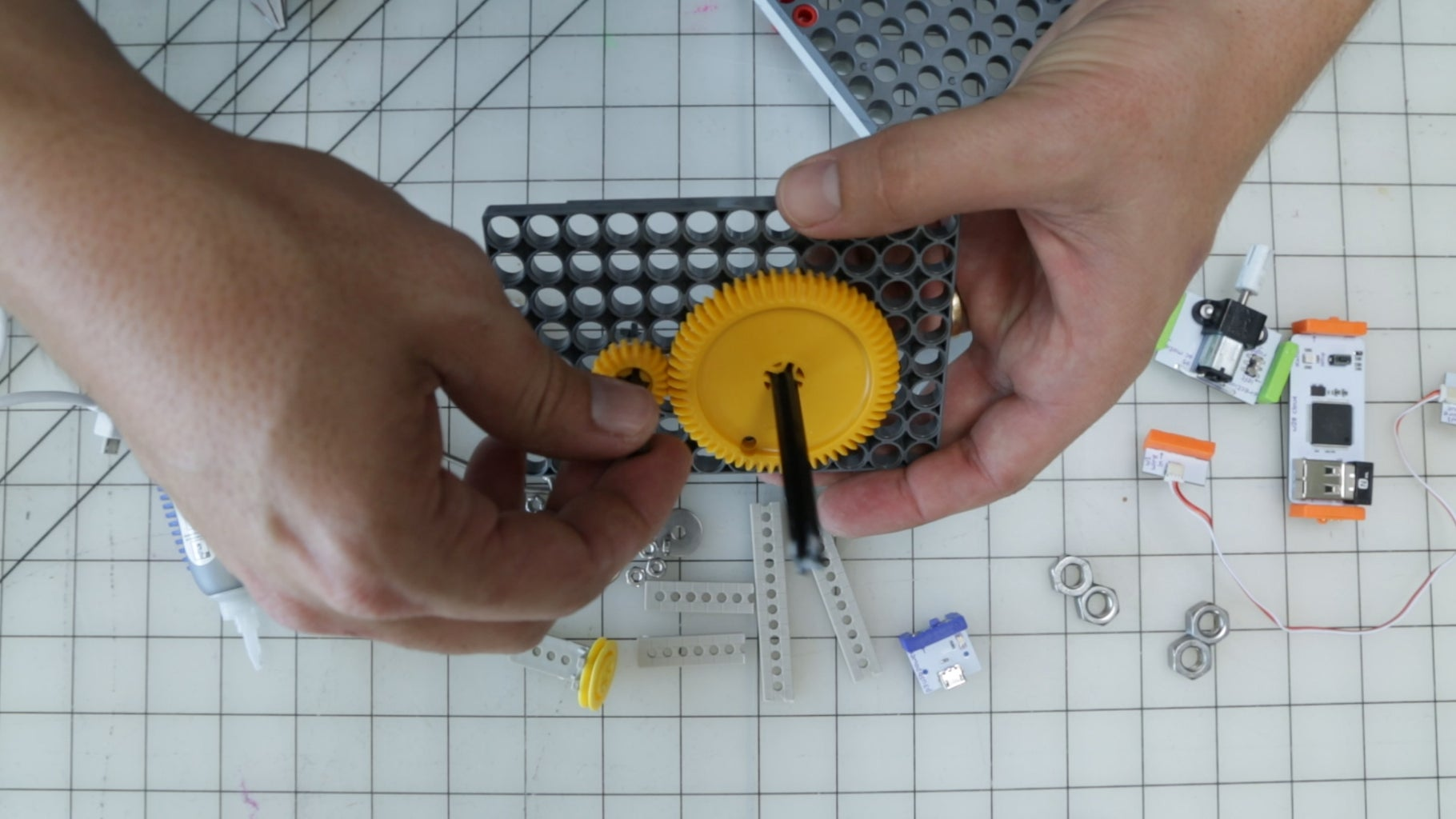 Mechanics: Testing