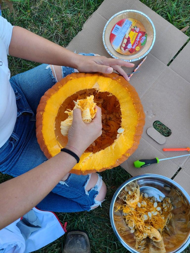 Empty the Pumpkin