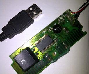 One-Key Keyboard Hack