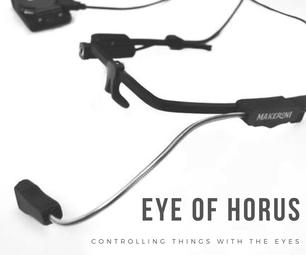 Eye of Horus, Open Source Eye Tracking Assistance