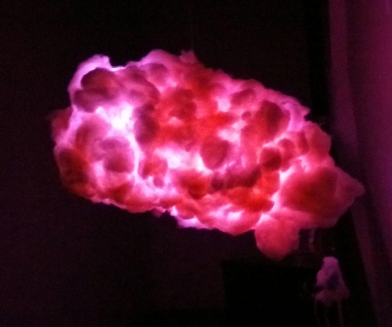 Easy LED Cloud light