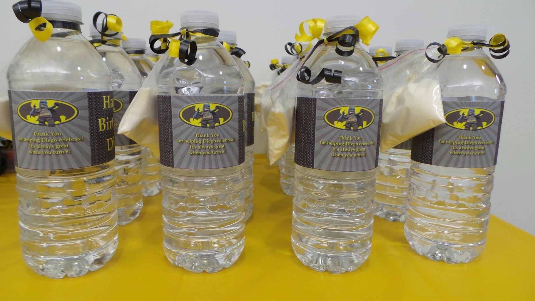 Bat Juice Water Bottle