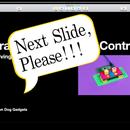 Slide Advance Alert System
