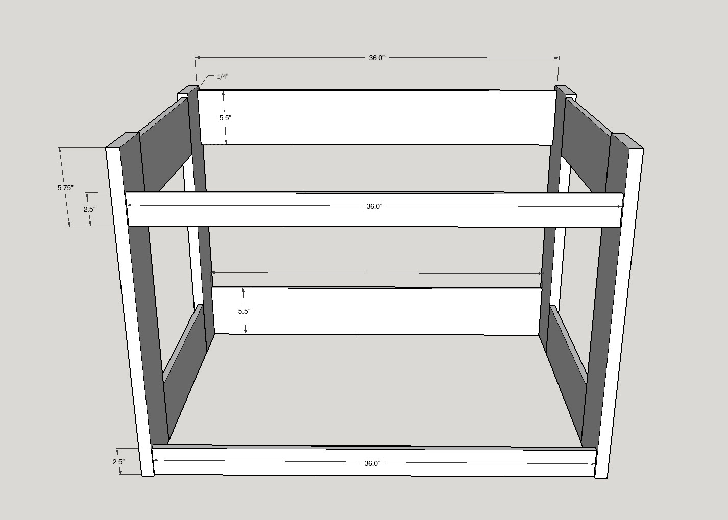 Diy Dog Bunk Beds 8 Steps With Pictures Instructables