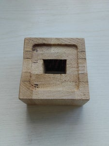 Making the Wooden Base