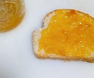 容易被涂开的橙色Marmalade