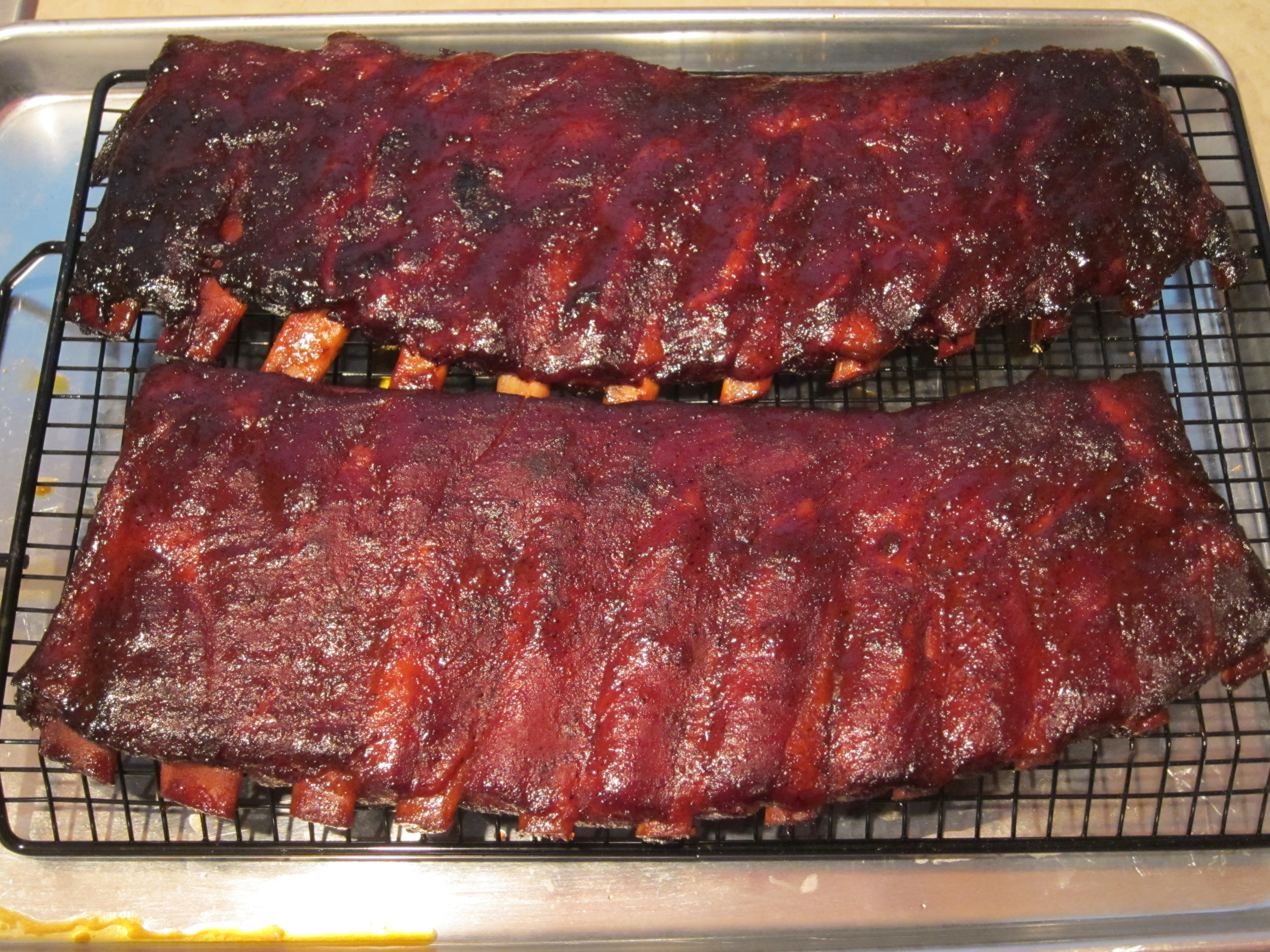 Authentic BBQ Ribs - Low and Slow