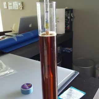Measuring Alcohol Content With a Hydrometer