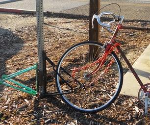 Guerilla Bike Rack