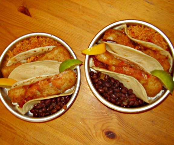 Honkey Taco