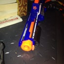 Nerf Raider / Rampage Pump Mod