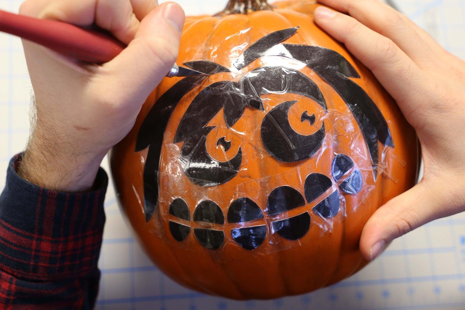 Carve Your Jack-o-Lantern