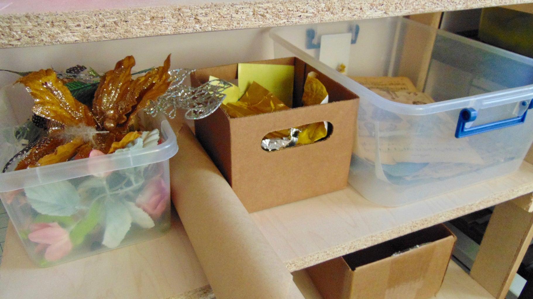Step 2: Cheap Smaller Storage