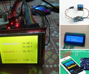 WeMos D1 and D1 Mini Arduino Projects