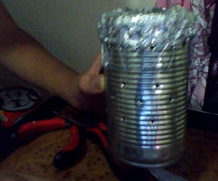 My Alcohol Stove