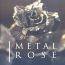 Cómo hacer una rosa de metal sin soldar ni forjar
