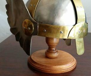 Easy Helmet Stand