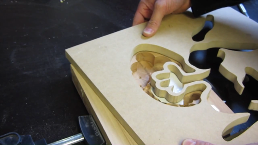 Remove Material Using a Router