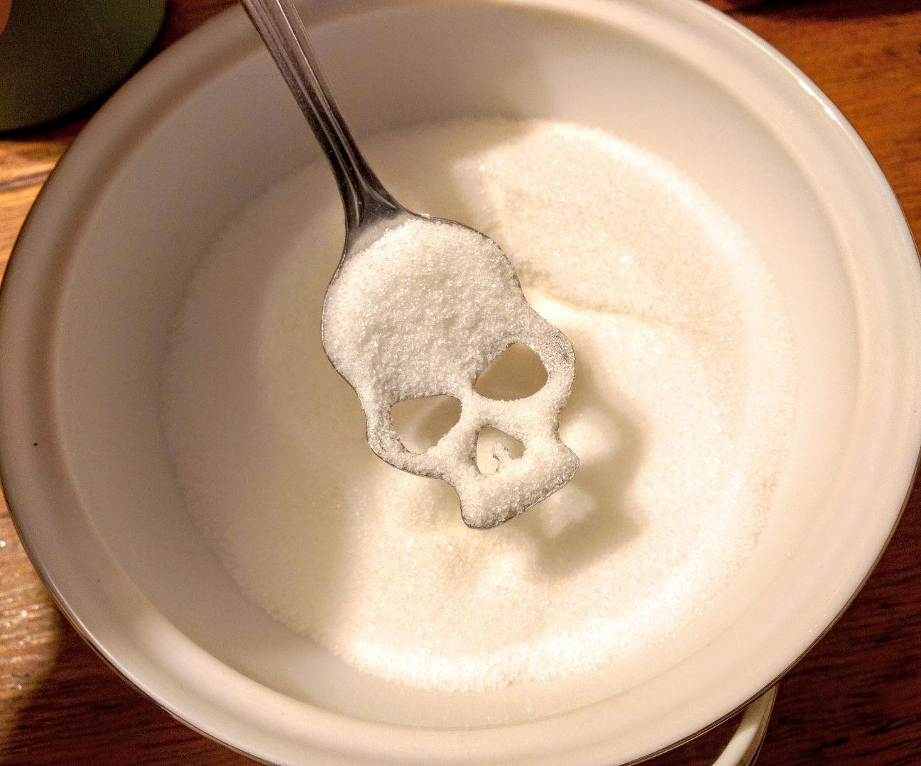 Sugar Spoon Of Death