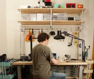 Workbench Shelves