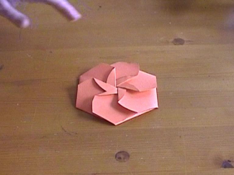 Paper Cd Case !!! Flower Design
