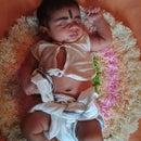 Baby Sheet With Pom Pom
