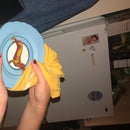 DIY Hand, Face, or Dish Towel