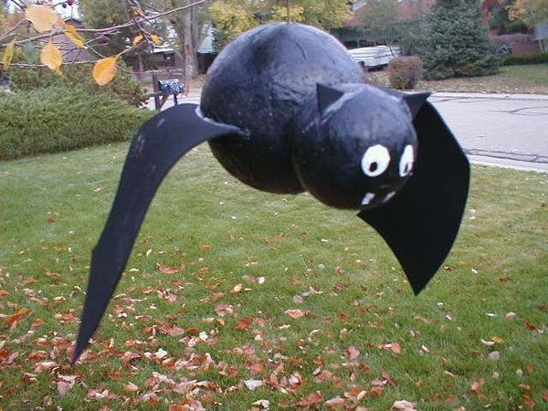 How to Make Vampire Bat Decorations