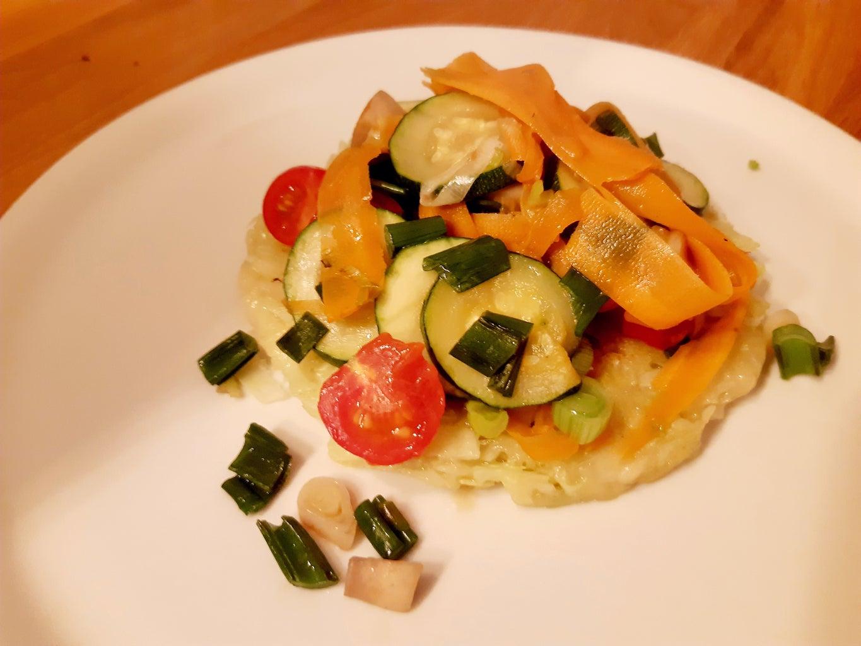Vegan Okonomiyaki
