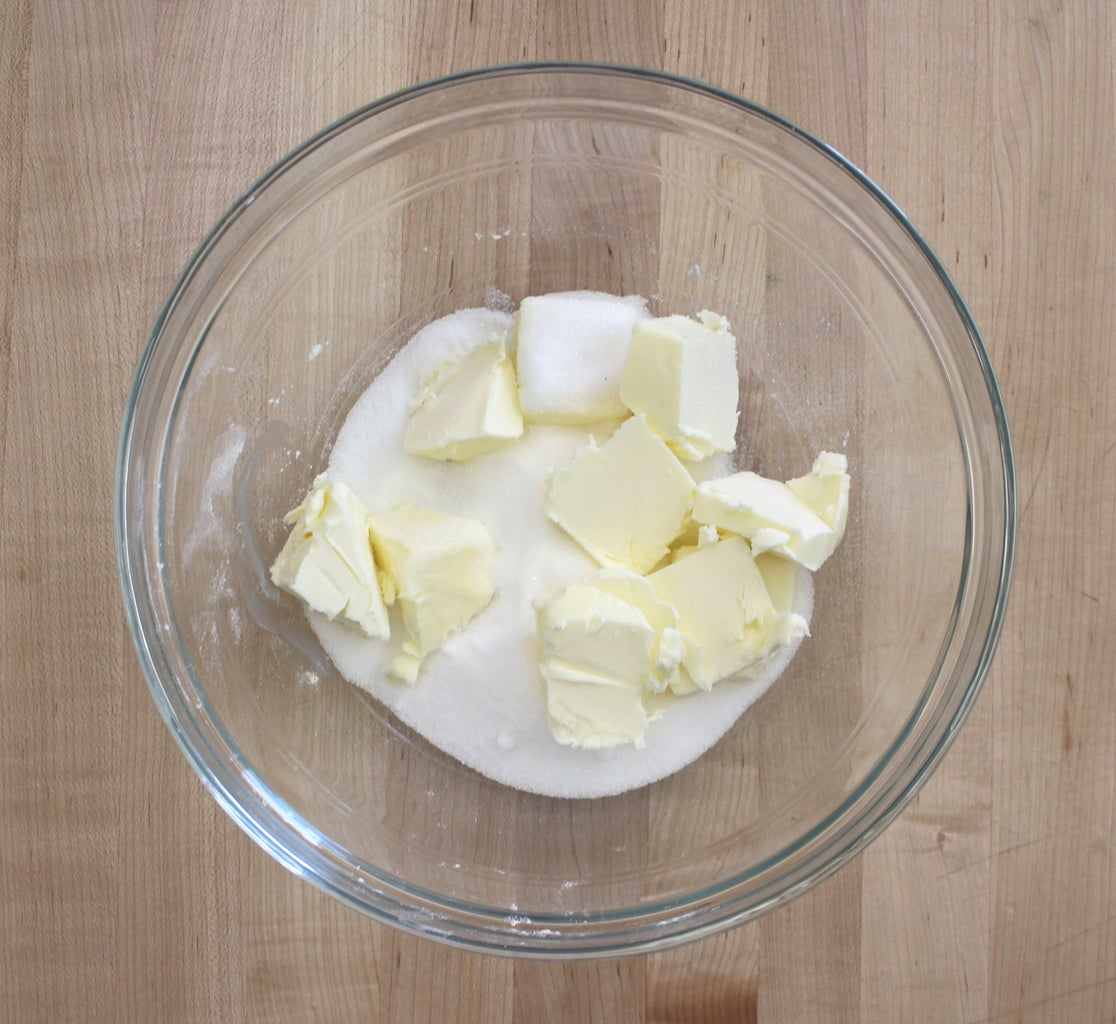 Blend Butter and Sugar