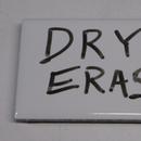 Magnetic Dry Erase Label