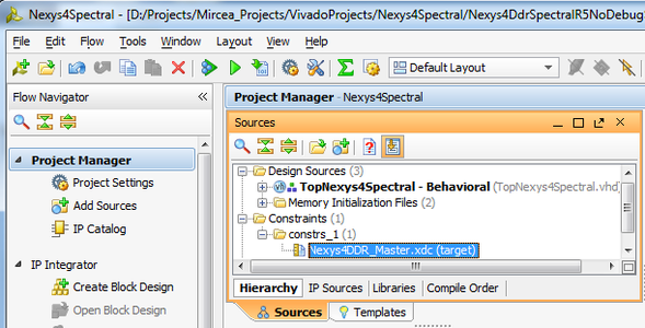 Re-build the Vivado Project. Understand, Edit, and Modify It.