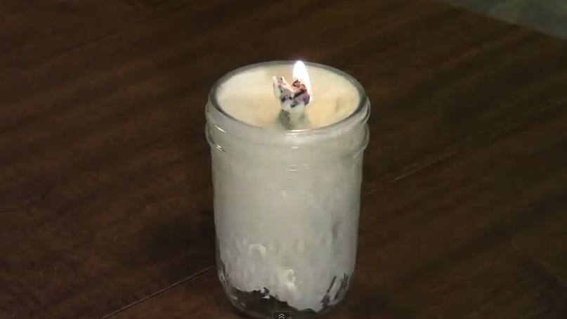 How to make a survival candle cheaply and easily