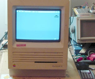 Install System 7.0 Software on a Classic Mac Using a Pc (and a Lot of Other Junk)