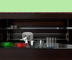 Robo-cook-table