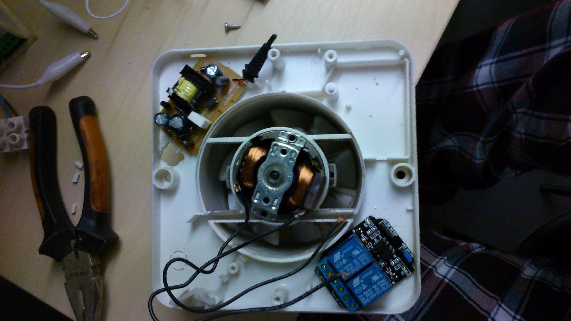 Add 5V Power Supply
