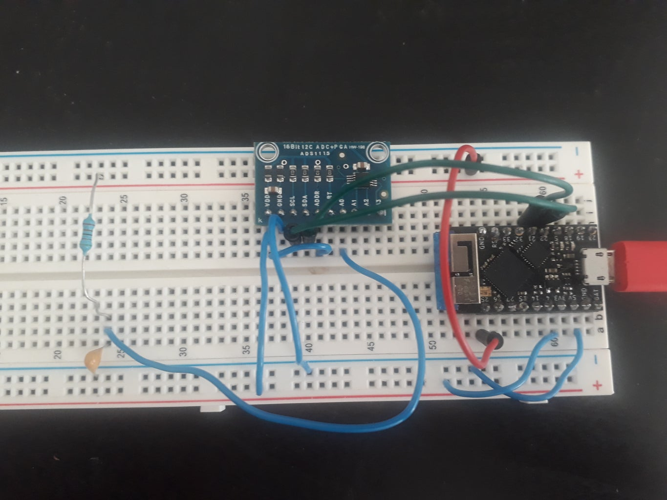 Laying Out the Breadboard